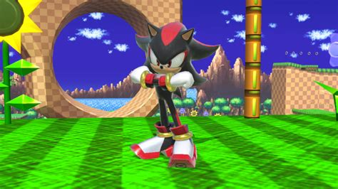 Shadow The Hedgehog (Swap) [Super Smash Bros. Ultimate ...
