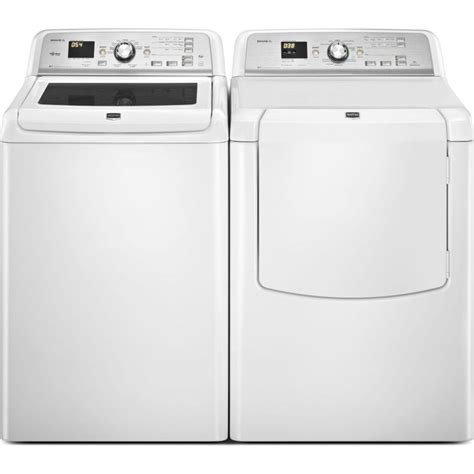 MEDB725BW   Maytag 7.3 cu. ft. Bravos XL Electric Dryer