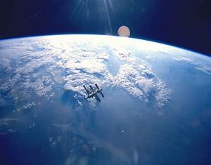Shuttle-Mir Multimedia/Photo Gallery/STS-71