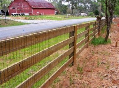 inexpensive split rail fence cost  foot  split rail