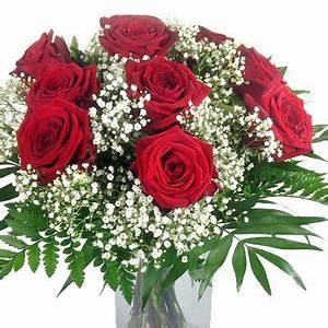 1 Rote Rose Bedeutung : blumenversand rosen blumen verschicken rosenbote ~ Whattoseeinmadrid.com Haus und Dekorationen