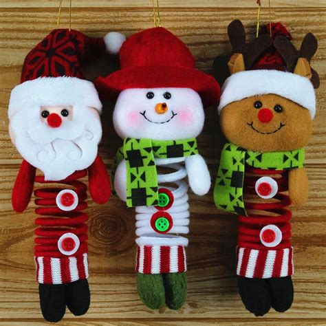 newest fabric home decorations christmas hangers spring