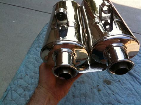 rs staintune exhaust  pelican parts forums
