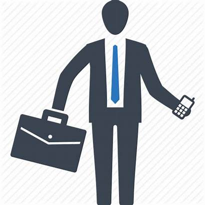 Icon Office Transparent Business Employee Businessman Icons
