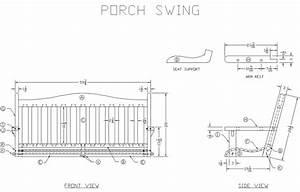 Woodwork Free Wooden Porch Swing Plans PDF Plans