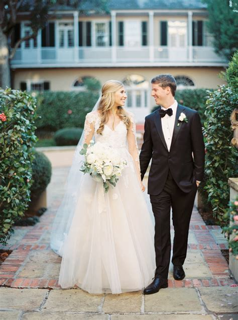 a winter wedding in new orleans brides