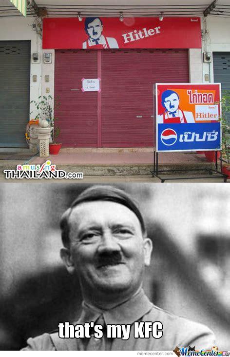 Kfc Meme - hitlers kfc by viljaminkster meme center