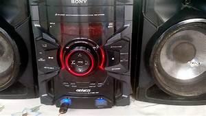 Sony Mhc-gtr333 Please Wait  Solu U00e7ao Na Descri U00e7ao Leia