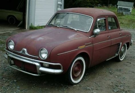 Renault Dauphine For Sale by Renault Dauphine For Sale Usa Auto Today