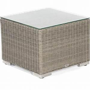 Polyrattan Tisch 60x60 : lounge m bel in outdoor art jardin ~ Buech-reservation.com Haus und Dekorationen