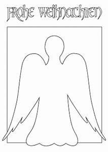 Vorlage Engel Zum Ausschneiden : kostenlose weihnachtskarten zum ausdrucken und ausmalen ~ Lizthompson.info Haus und Dekorationen