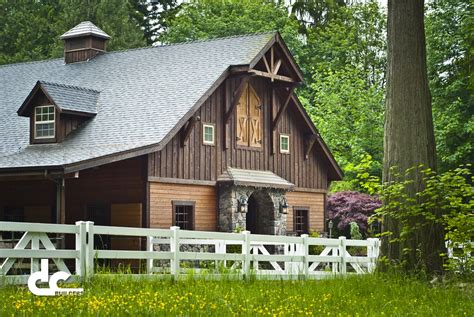 Bothell Horse Barn Project  Dc Builders