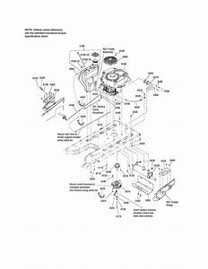 Briggs And Stratton Lawn Mower Engine Diagram  Briggs