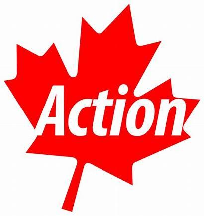Action Party Canadian Canada Arney Jeremy Svg