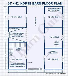 the exciting images below is part of horse barn floor With 8 stall horse barn plans