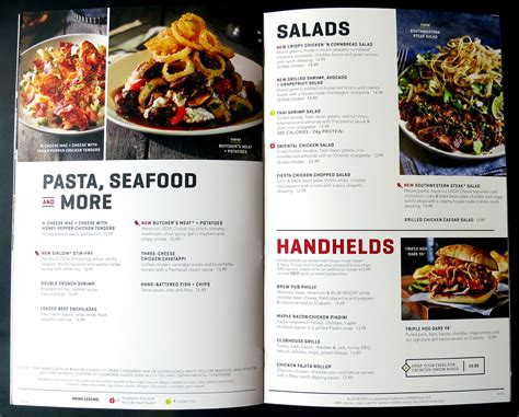 applebee s light menu applebee s ewa menu preview tasty island
