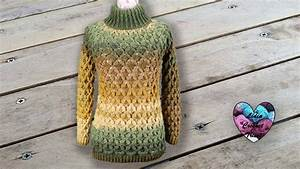 Pull C U00e2lin Crochet Toutes Tailles  U0026quot Lidia Crochet Tricot