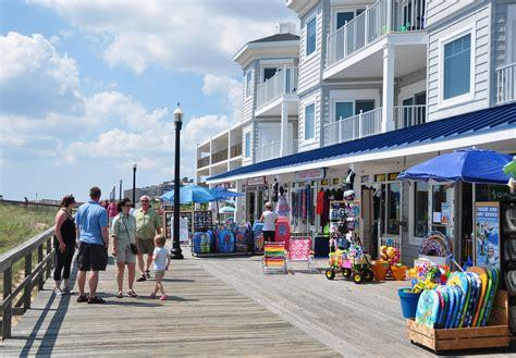 Bethany Beach Boardwalk   Flickr - Photo Sharing!