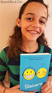 Kid View: Sisters by Raina Telgemeier (Smile series, book #2)