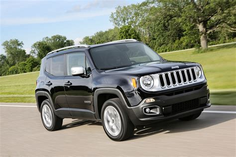 2017 Jeep Renegade Reviews