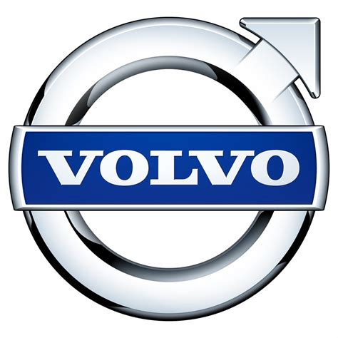 Volvo Logo by Volvo S Iron Logo Back In The Centre Volvo Cars Global