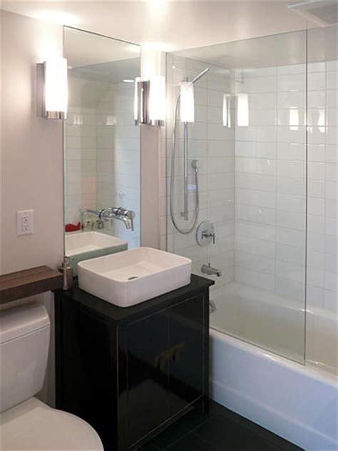 Klopf Architecture  Bathroom Remodel  Modern Bathroom