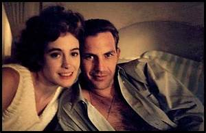 Kevin Costner and Sean Young in the 80's. | 80's Crush ...