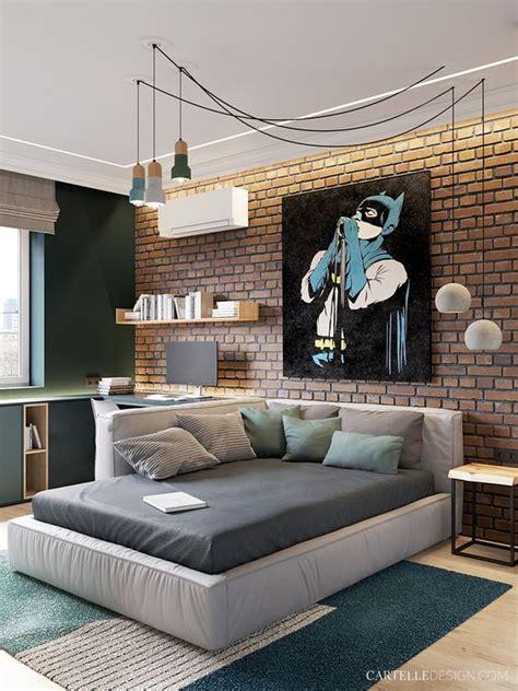 decoracion dormitorios juvenilies hombres como organizar