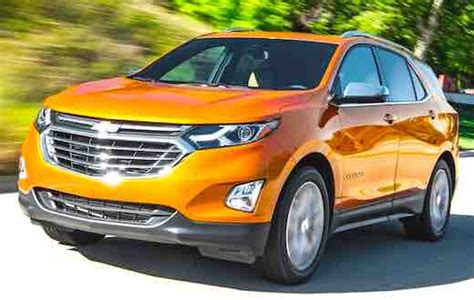 2019 Chevrolet Equinox Premier  Chevy Model