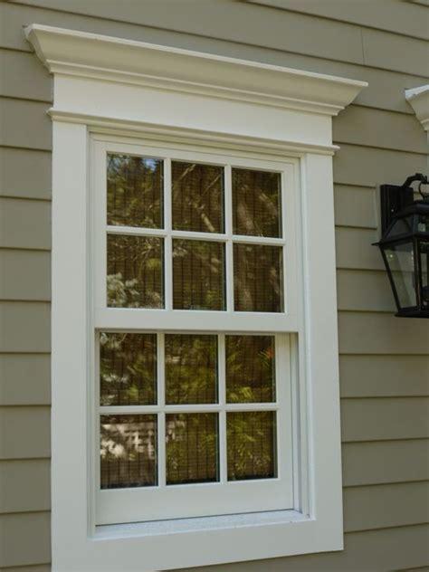 White Exterior Window Trim 1000+ Ideas About Exterior