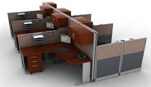 Modern Office Cubicle Systems