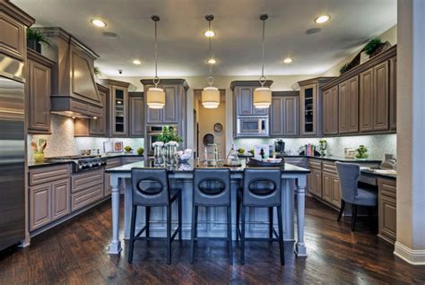 model kitchen designs toll brothers plano tx model contemporary kitchen 4187