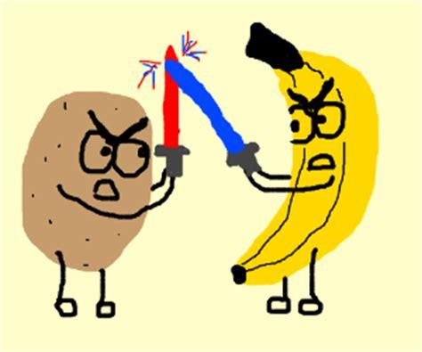 fruit attack drawception