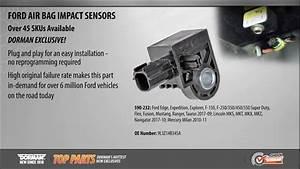 Air Bag Impact Sensor