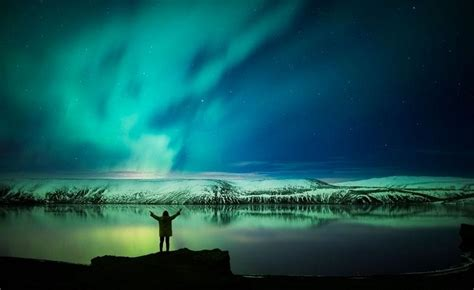 iceland northern lights holidays discover the world