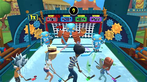 carnival games screenshots family friendly gaming