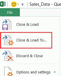 merge tables  excel  power query easy step  step