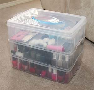 17 Best ideas about Nail Polish Case on Pinterest | Organize nail polish Nail polish storage ...