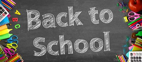Back To School Pictures, Images, Graphics
