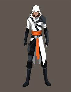 Naruto/Assassins Creed - Crossover Concept by Jarein on ...
