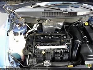 2 0l Dohc 16v Dual Vvt 4 Cylinder Engine For The 2007