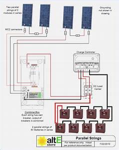 Solar Cell Wiring Diagram  U2013 Vivresaville Com