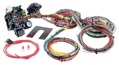 painless performance wiring harness muscle car  circuit