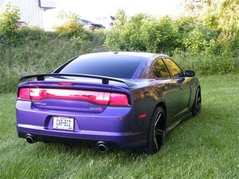 find   dodge charger srt superbee plum crazy  vellano custom wheels viper hood