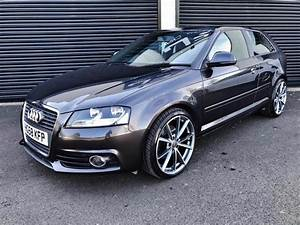 A3 S Line : 2008 audi a3 s line 2 0 tdi 170 3 door fsh lava grey in cullybackey county antrim gumtree ~ Medecine-chirurgie-esthetiques.com Avis de Voitures