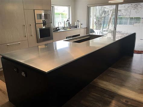 benches  benchtops ackland stainless steel