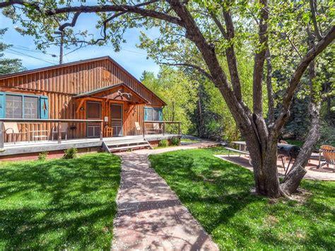 colorado cabins for colorado creek cabin 4 evergreen denver metro area