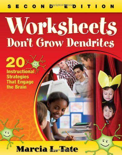 worksheets dont grow dendrites  instructional