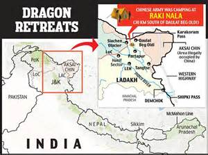 Deadlock ends in Ladakh as Chinese troops pull back after ...