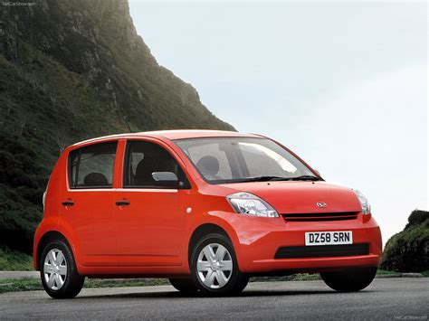 Daihatsu Sirion Wallpaper by Daihatsu Sirion 2007 Picture 7 Of 28 1280x960